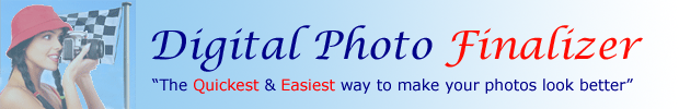 Digital Photo Finalizer - Automatically improve your photos